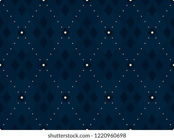 Leopard print stylish geometric design. Diagonal dot stripes, flowers, diamonds. Decorative allover simple motif for fabric cloth, textile, phone case, paper. Monochrome vector seamless pattern.