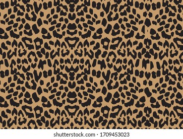 leopard wild nature yellow black form panda leopard cheetah nature