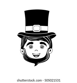 leprechaun st patricks icon image