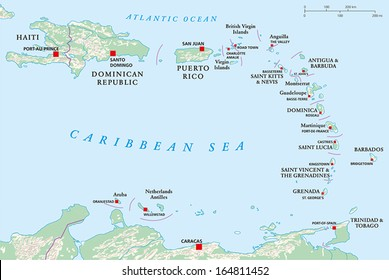 Map Saint Vincent And The Grenadines Images Stock Photos Vectors