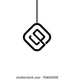 letter 9 logo vector
