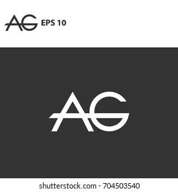 letter AG