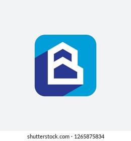 Letter B Building