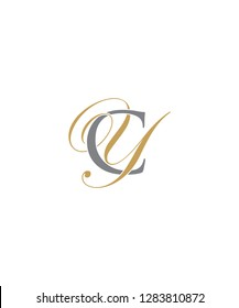 Letter C And Y Logo Icon 001