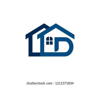 Letter D Logo Template Design Vector, Emblem, Concept Design, Creative Symbol, Icon