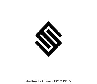 letter ee and e logo design vector template