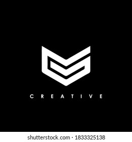 Letter G Logo Design Element Template