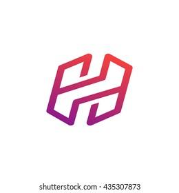 Letter H Symbol