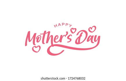 Letter Happy Mothers Day Card