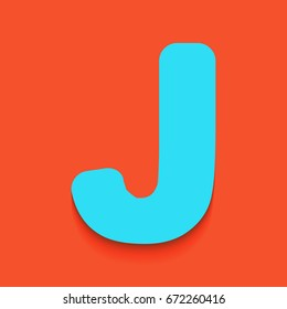 Glass Style Alphabet Letter On Grey Background Ez Canvas