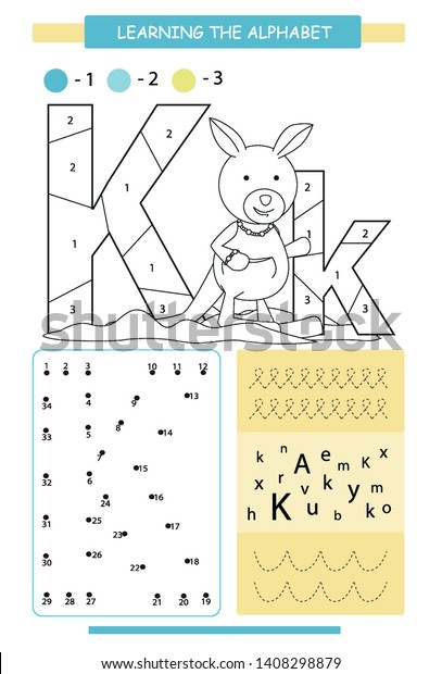 Printable Coloring Page For Kindergarten And Preschool. Card For ... | 620x407
