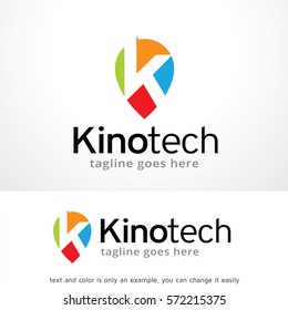 Letter K Logo Template Design Vector
