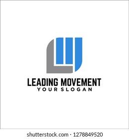 letter lm logo