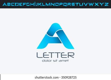 Alphabetical Logo Design Images, Stock Photos & Vectors | Shutterstock