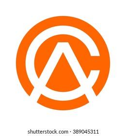 letter logo vector.