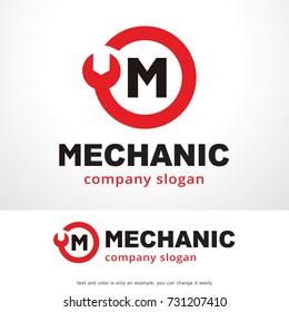 Letter M Logo Template Design Vector, Emblem, Design Concept, Creative Symbol, Icon