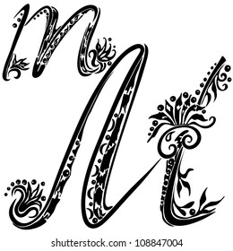 Royalty Free Flower Letter M Images Stock Photos Vectors