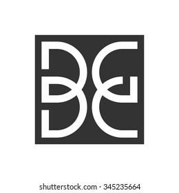 letter mark and vector logotype of letter D, G, D and C