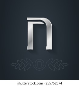 3d Letter N Images Stock Photos Vectors Shutterstock
