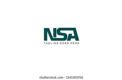 LETTER NSA VECTOR