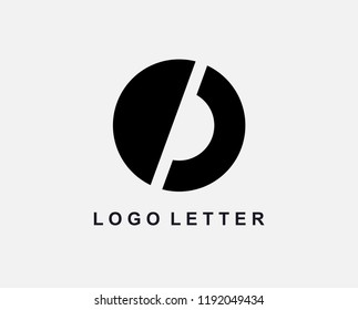 Letter O Logo Icon Design Template Element