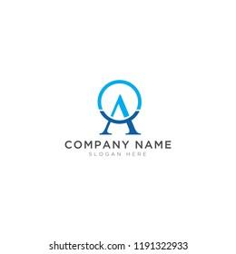 Letter A and people Logo Template Design Vector, Emblem, Design Concept, Creative Symbol, Icon