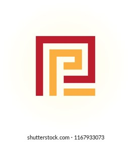 letter PP logo vector, icon PP EPS 10