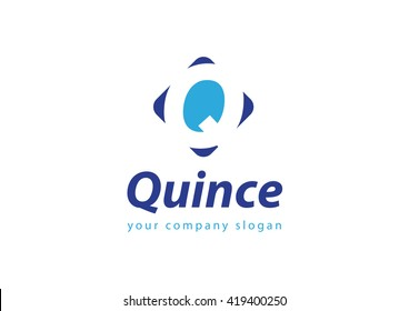 letter Q logo Template for your company