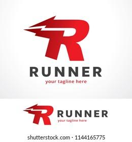 Letter R Template Design Vector, Emblem, Concept Design, Creative Symbol, Icon