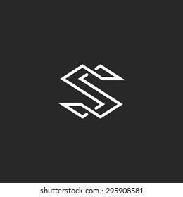 Letter S Logo Images, Stock Photos & Vectors | Shutterstock