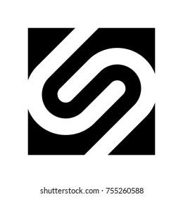 letter S vector logo