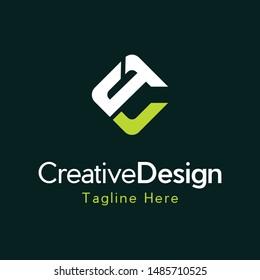 Letter TC Creative Business Logo Design