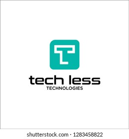 letter TL logo