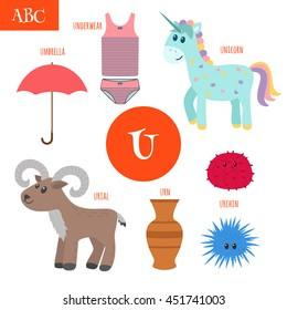 Letter U Animal Images, Stock Photos & Vectors | Shutterstock