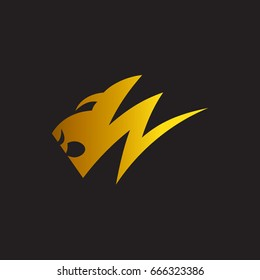 Black Jaguar Logo Images Stock Photos Vectors Shutterstock