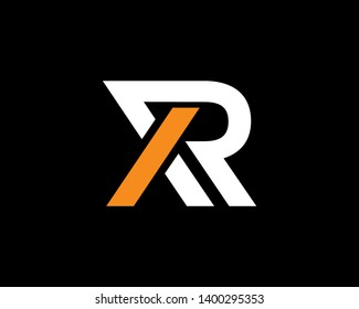 Letter X and R Logo Template, Icon, Symbol