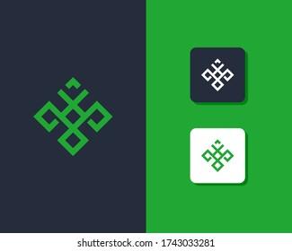 Letter Y X logo design. creative minimal monochrome monogram symbol. Universal elegant vector emblem. Premium business logotype. Graphic alphabet symbol for corporate identity