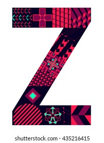 Letter Z from my letter collection