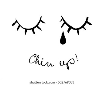Crying Eyes Images, Stock Photos & Vectors   Shutterstock