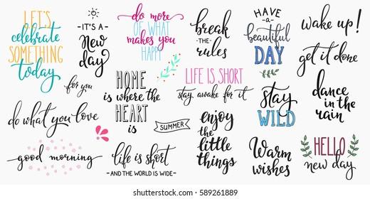 Imágenes Fotos De Stock Y Vectores Sobre Frases