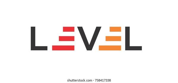 Level Logotype Design