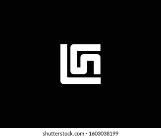 LG GL letter logo. Unique attractive creative modern initial LG GL initial based letter icon logo