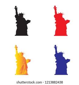 liberty statue in america
