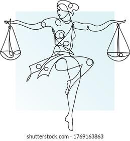 libra one-line astrology forecast zodiac sign horoscope
