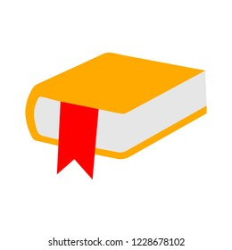 library books icon - education sign & symbols - learning icon