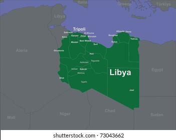 Libya / Northafrica