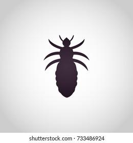Lice vector logo icon illustration