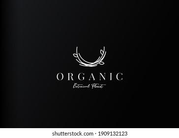 Life made logo, life green logo, nest leaf logo icon art vector illustration design