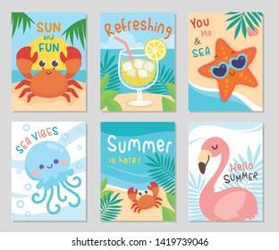 Flamingo Decal Window Sticker Car Beach Sea Ocean Bird Pink Tropical Love Life