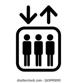 Lift symbol